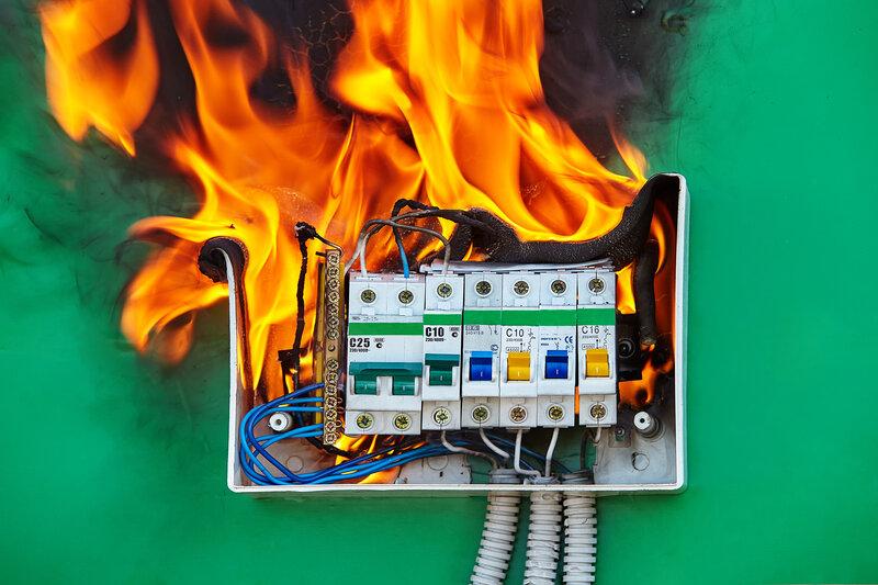 Home Inspection Billings Fire Hazard